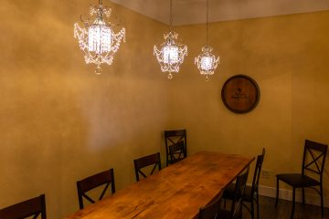 McKahn Family Cellars Private Room