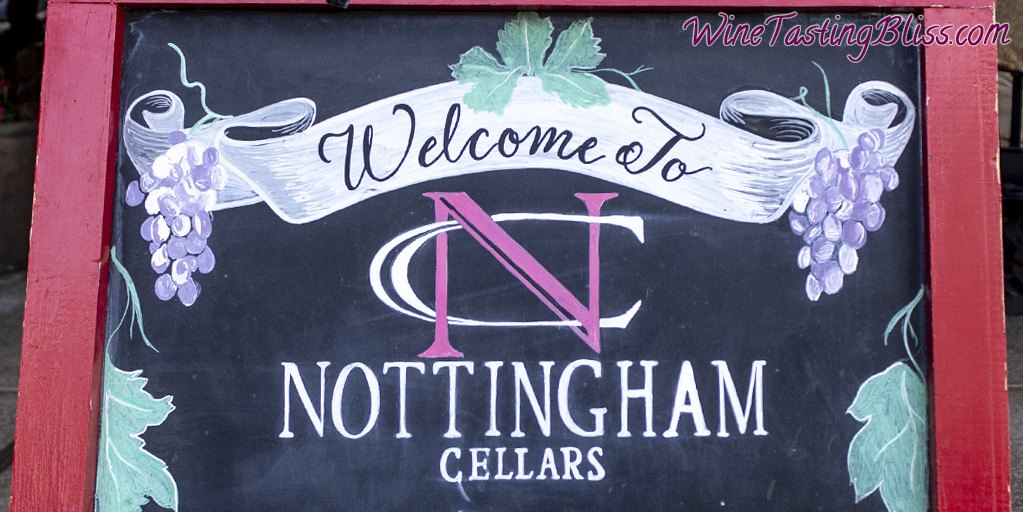 Visiting Nottingham Cellars