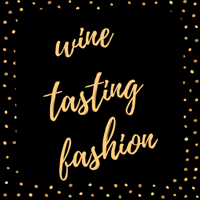 Wine Tasting Fashion: Fall 2018