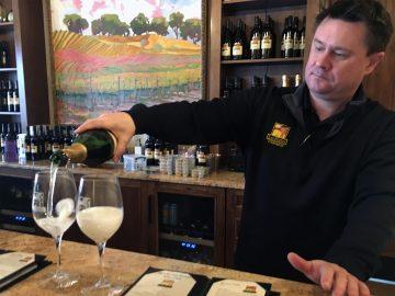 Las Positas Vineyards Curtis Pipe