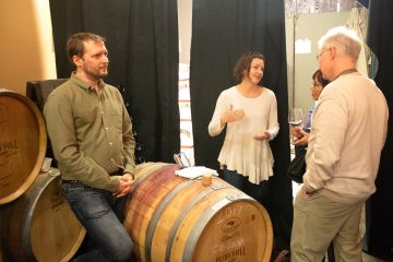 Ruby Hill Barrel Tasting