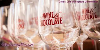 Upcoming: the Lodi Wine and Chocolate Celebration