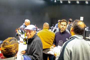K & L Wines tasting room