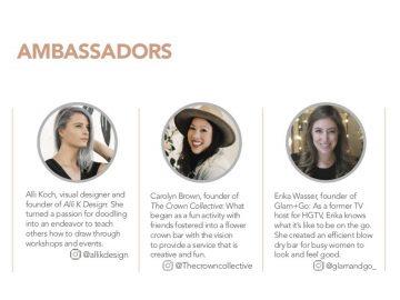 Fleur Ambassadors