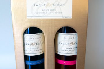 Eagle Ridge wine bottles