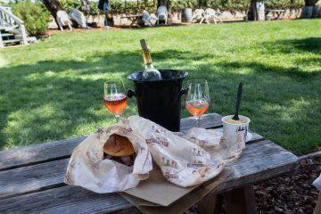 Retzlaff picnic table