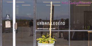 Urban Legend Comes To Alameda