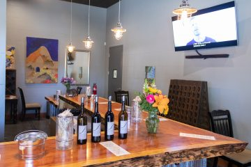 Arroyo Cellars Bar
