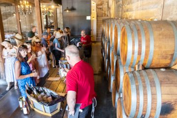 Murrieta Barrel Room