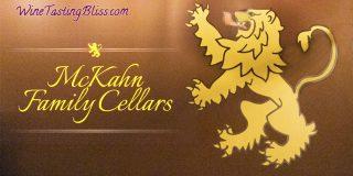 The McKahn Family Cellars Lion's Den