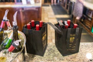 Ruby Hill Wine Bags