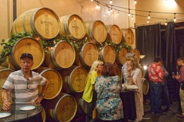 Ruby Hill Party Barrel Room
