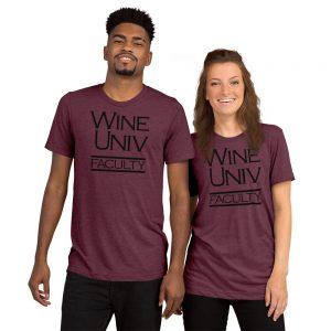 Wine University Faculty Short-Sleeve Unisex T-shirt