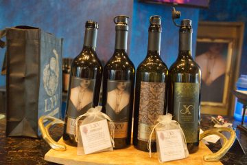 LXV Bottles and Spices