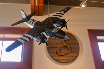 Steinbeck Airplane