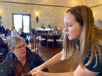 Las Positas Truffle pairing guide Heather