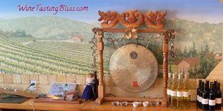 Tasting Harvest Moon Winery