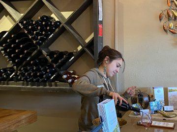 Jigar wine guide Gabby