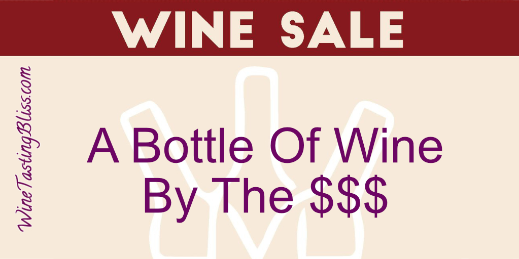 A Bottle Of Wine By The Numbers