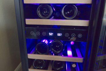 Newair control panel