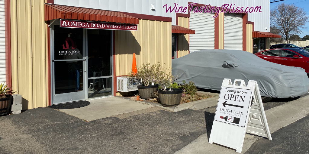Omega Road Winery's New Releases