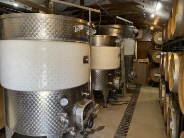Page Mill Barrel Room