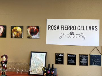 Rosa Fierro Wall Art