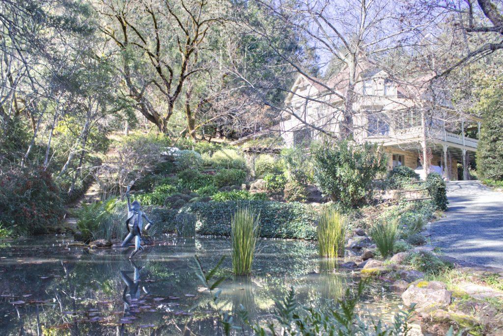 Schramsberg 2020 Pond