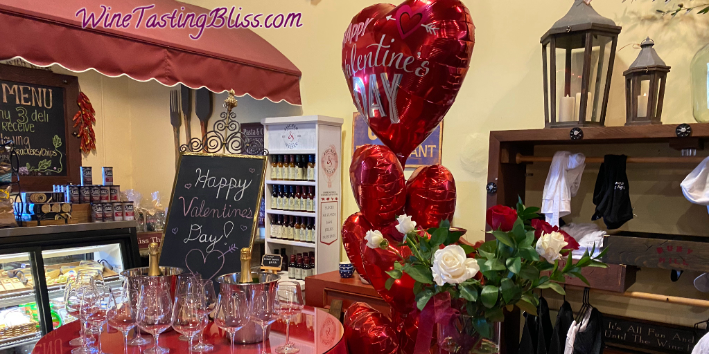 Valentines Day at Ruby Hill Vineyards