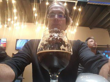 Enoteca 5 Michael tasting