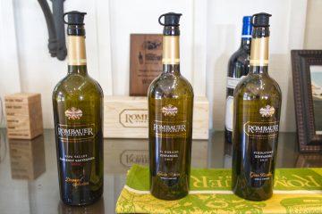 Rombauer Bottles