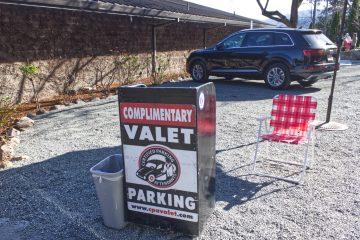 Rombauer Valet Parking