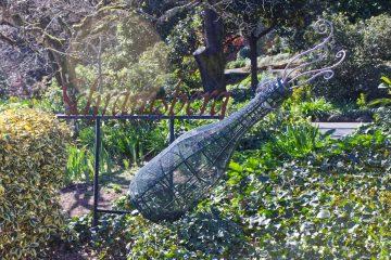 Schramsberg Lawn Art