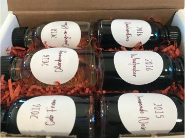 To Go Tasting Box of Bottles