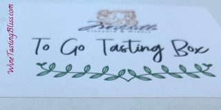 To-Go Tasting Boxes From Mitchella Winery
