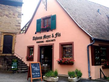 Alsace Exterior