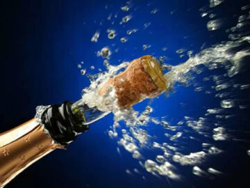 Bubbly cork