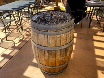 Dante Robere Apr 2021 Fire Barrel