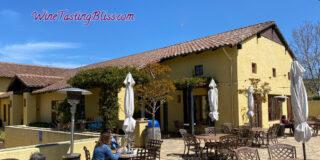 Springtime at Las Positas Vineyards