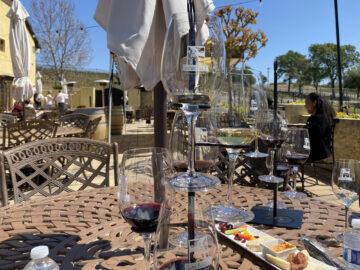 Las Positas Apr 2021 Wine Glass Tree