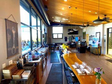 Bovino Vineyards Inside Bar
