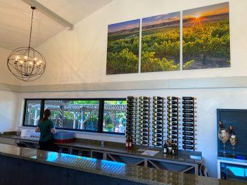 Del Valle 2021 Tasting Room