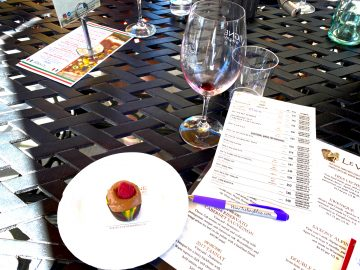 Le Vigne Winery Dessert