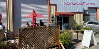 A Breezy Tasting at Omega Road Winery