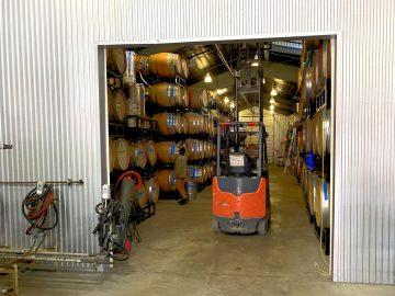 Sans Liege Barrel Room