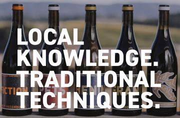 Field Recordings Wine Quote