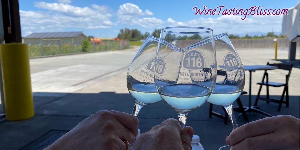 Balletto Vineyards Taste of Rt 116
