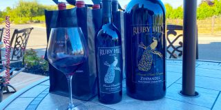 A Relaxing Afternoon at Ruby Hill Winery