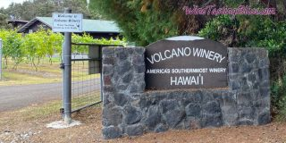 Exploring Volcano Winery