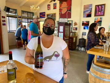 Volcano Winery Lani